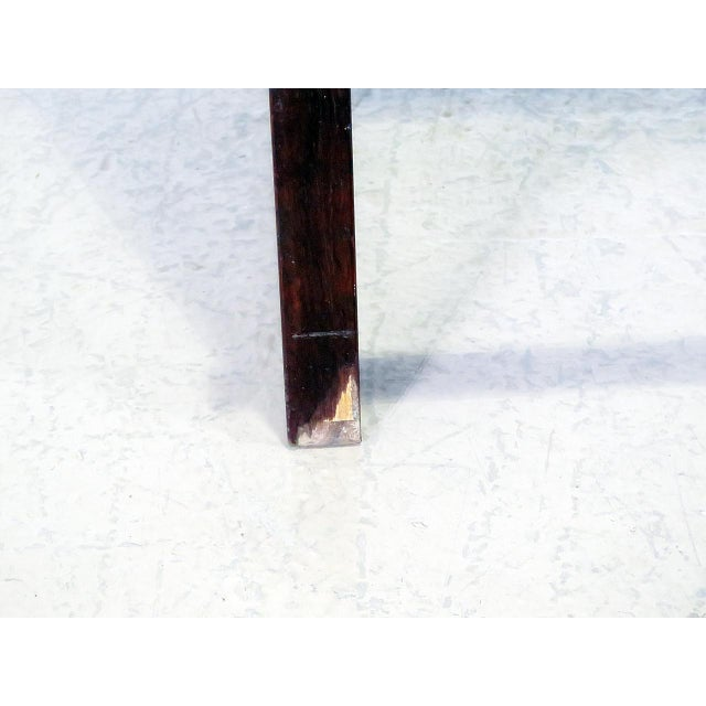Mid-Century Modern Danish Rosewood Dry Bar For Sale - Image 3 of 9