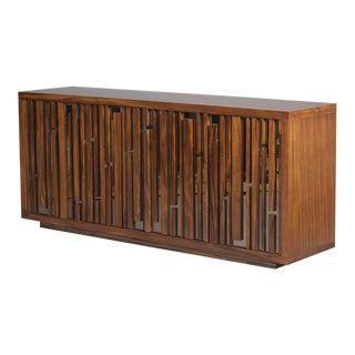 Mid-Century Modern Wood Buffet