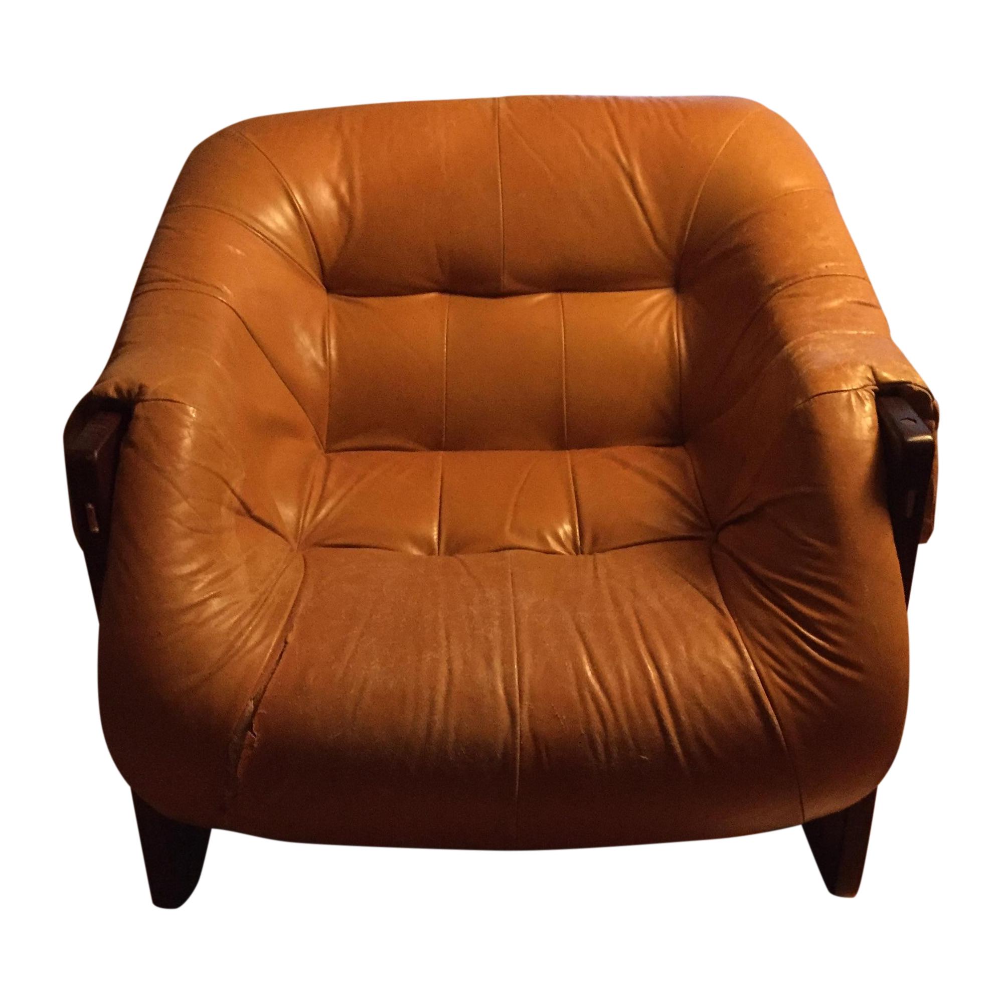 Merveilleux 1970s Percival Lafer Chair