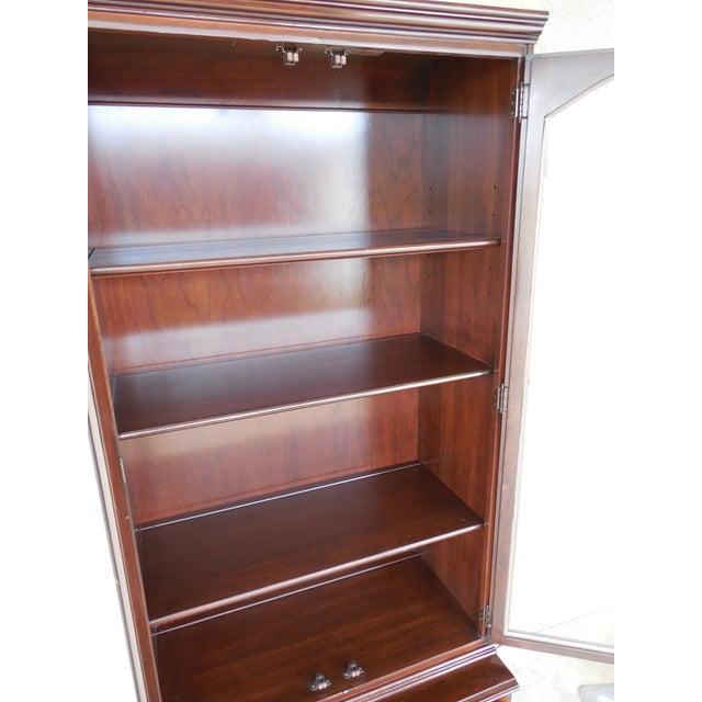 Ethan Allen Georgian Court Bookcase For Sale In Philadelphia - Image 6 of 9