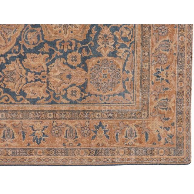 """Vintage Turkish Sivas Rug - 4'5"""" x 6'6"""" - Image 3 of 3"""