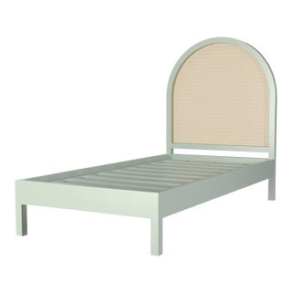 Eva Bed - Twin - Turquoise Mist For Sale