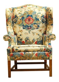 Image of San Francisco Wingback Chairs