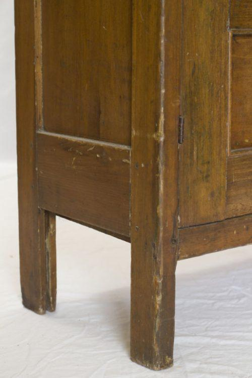 19th Century Rustic Vermont Jelly Cabinet   Image 7 Of 8