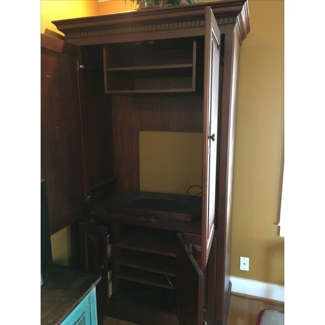 Classic American Armoire - Image 5 of 5