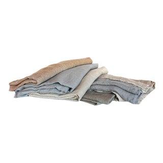 Linen Blankets For Sale