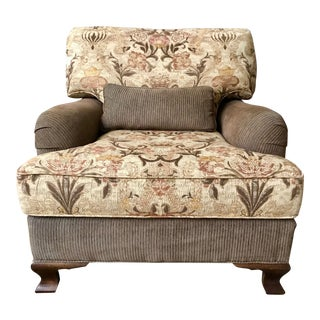 Southwood Large Scale English Arm Chair For Sale