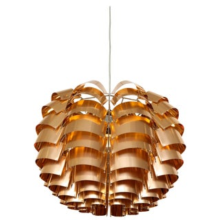 Orion Forty-Eight-Light Sculpture Chandelier by Max Sauze, France, 2015 For Sale