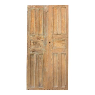 Rustic Antique Spanish Colonial Doors For Sale