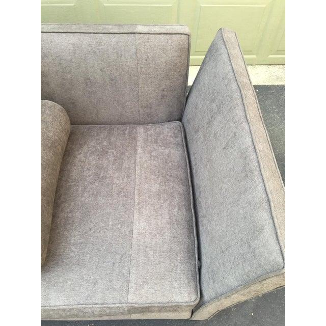 Parzinger Style Flare Arm Shelter Sofa - Image 8 of 11