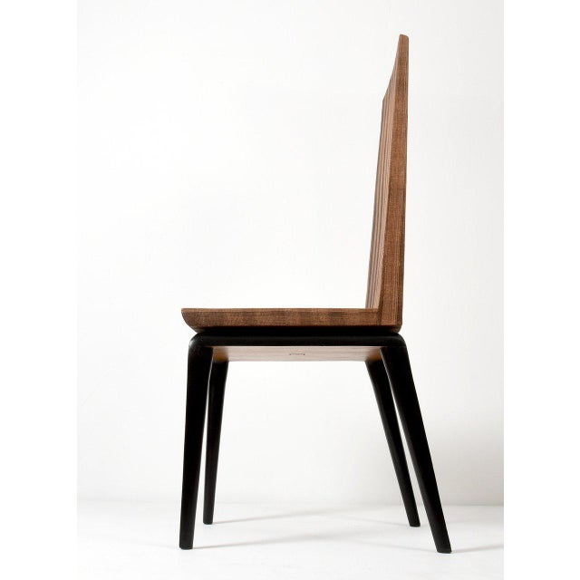 1990s Early Ria & Yiouri Augousti Occasional Chair, 1990s For Sale - Image 5 of 10