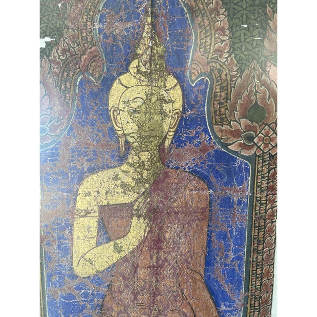 Early 20th Century 20th Century Indonesian Textile Art For Sale - Image 5 of 9