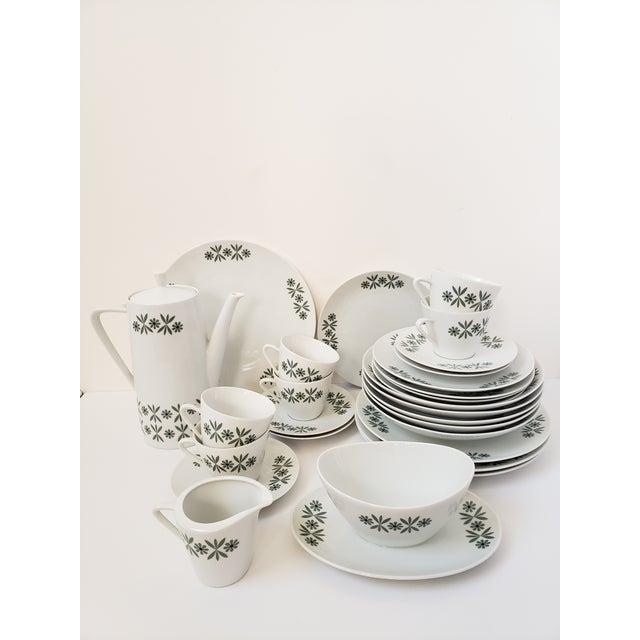 Mid Century Modern Seltmann Weiden Monica Bavarian Porcelain Dinnerware For Sale - Image 13 of 13