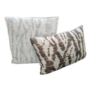"""""""Le Marche"""" Accent Pillows - A Pair"""