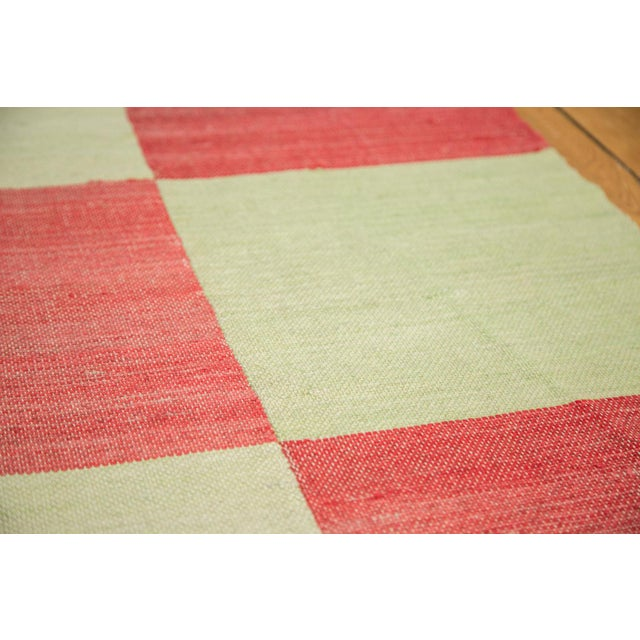 """Contemporary Patchwork Rug - 3'11"""" x 7'3"""" - Image 4 of 7"""