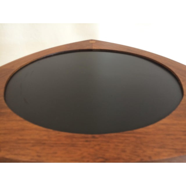 Danish Modern Accent Table - Image 5 of 6