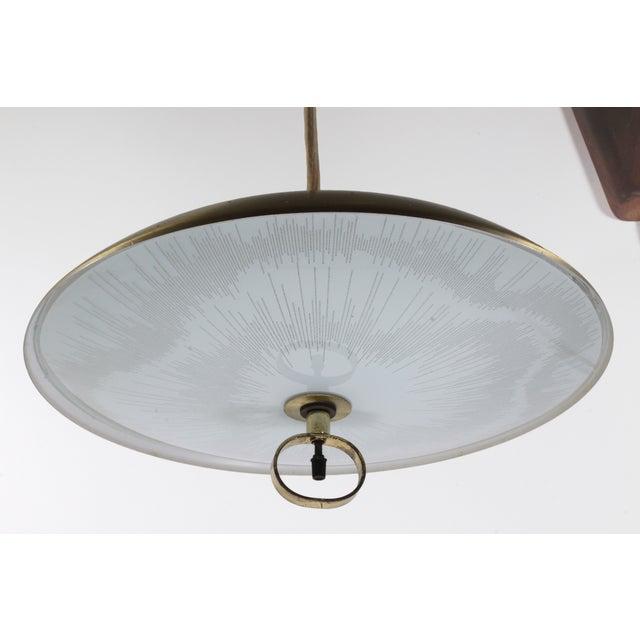 Mid Century Swing-Arm Wall Lamp - Image 4 of 5