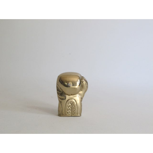 Brass Boxing Glove - Image 3 of 10
