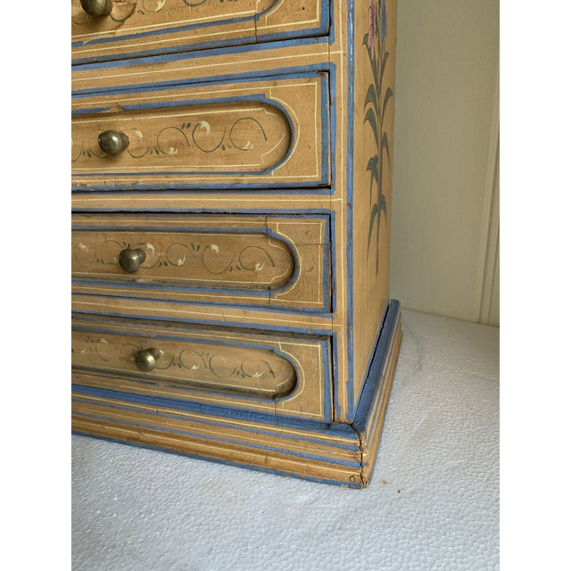 Boho Rustic Chic Jewelry Organizer Box For Sale - Image 12 of 13