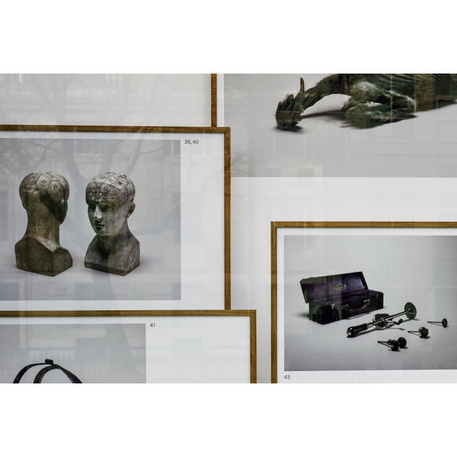 """Photograph of objects from the collection of Henry Wellcome in Euston Road, London. From the series """"Observations"""". This..."""
