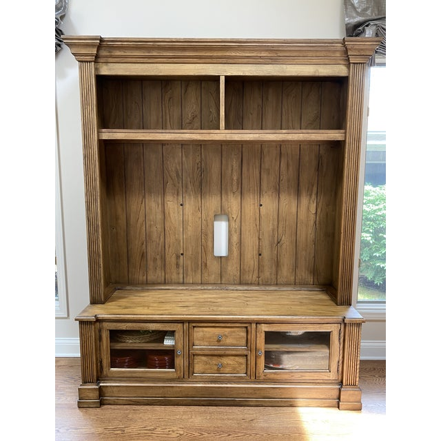 Ethan Allen Media Cabinet For Sale - Image 9 of 9
