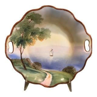 Hillside & Water Views Decorative Dish