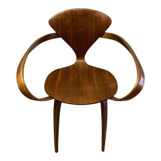 Vintage Norman Cherner for Plycraft Pretzel Chair For Sale