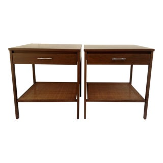 Paul McCobb for Calvin End Tables / Nightstands - a Pair