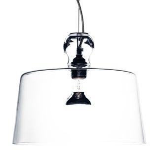 Produzione Privata XL Acquatinta Pendant Light by Michele De Lucchi For Sale