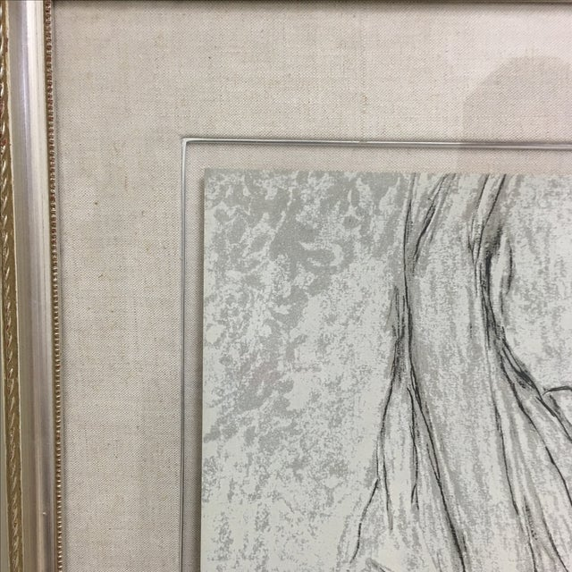 "George Segal ""The Robe"" Lithograph - Image 4 of 8"