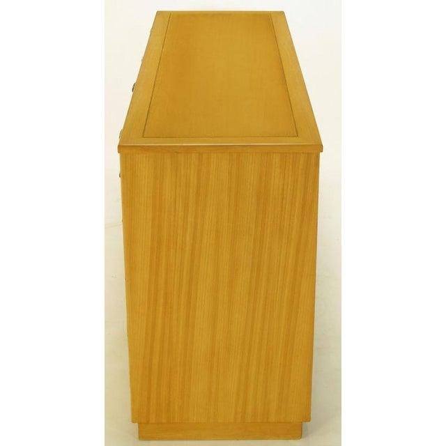 Edward Wormley Edward Wormley Glazed Elm Dresser For Drexel For Sale - Image 4 of 7
