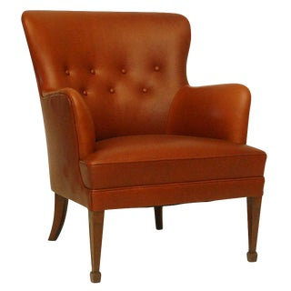 Frits Henningsen Arm Chair For Sale