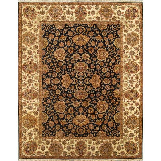 Pasargad Agra Oriental Wool Area Rug- 8'x10' - Image 1 of 1