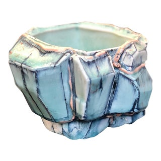 Studio Ceramic Sculpture For Sale