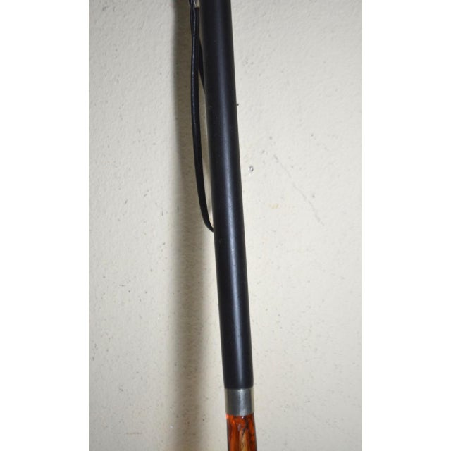 Amber Lucite Shoehorn With Chrome Car Handle For Sale In Austin - Image 6 of 7
