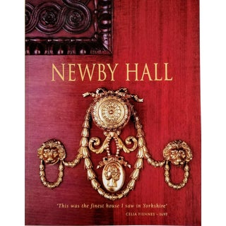 """Newby Hall"" Pictorial Book of the Finest Home in Yorkshire For Sale"