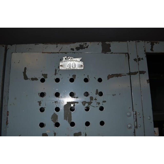 Industrial Locker Unit - Image 6 of 10