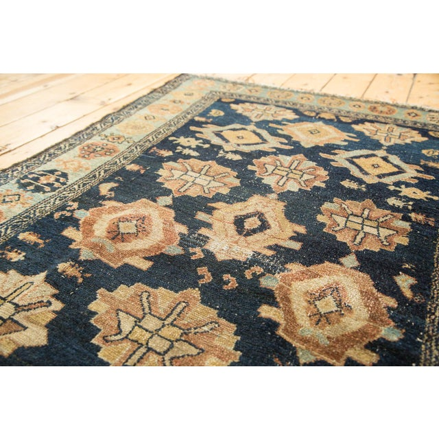 "Antique Malayer Rug Runner - 3'8"" x 6'10"" For Sale In New York - Image 6 of 10"