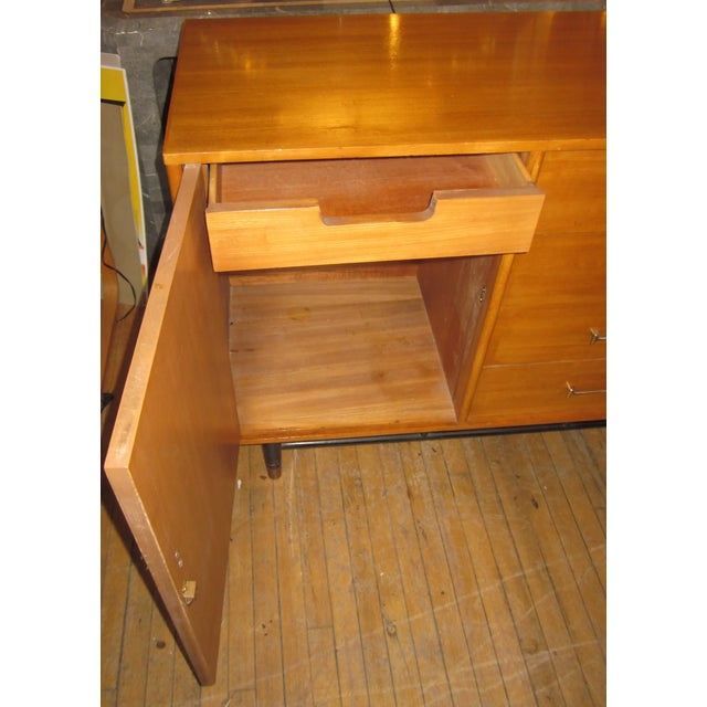 Mid-Century Modern 1960s Mid Century Milo Baughman for Drexel Credenza For Sale - Image 3 of 10