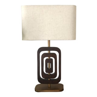 Pivotal Mid Century Design Table Lamp For Sale