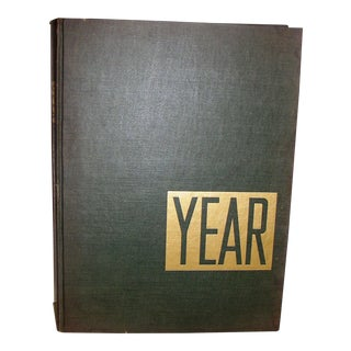 Vintage Mid Century Year Inc. Book For Sale