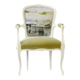"Upholstered ""Tyler"" Occasional Chair"