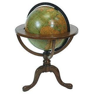 1930s Vintage J. Paul Goode Political Globe