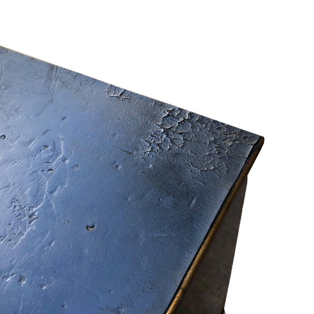Metal Vintage Industrial Addressograph Steel Metal 18-Drawer Catalogue File Cabinet For Sale - Image 7 of 10