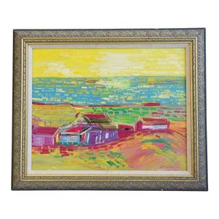 Juan Guzman, Santa Barbara Landscape Painting For Sale