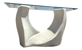 Image of Glass Console Tables