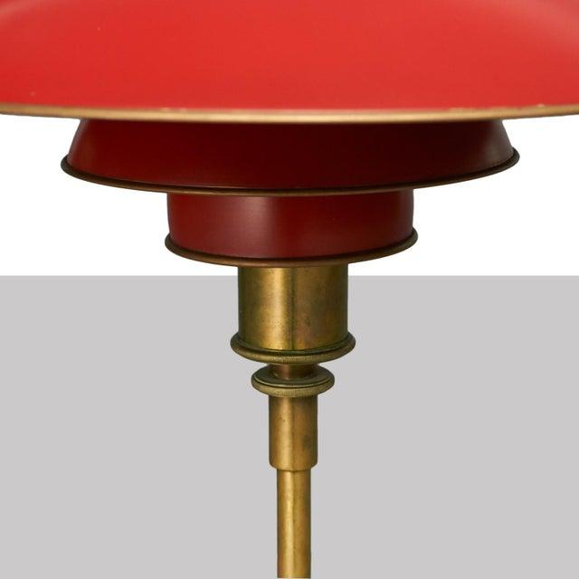Mid-Century Modern Poul Henningsen PH-4/3 Lamp For Sale - Image 3 of 6