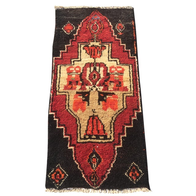 "Anatolian Turkish Rug - 1'6"" x 3'5"" - Image 1 of 9"