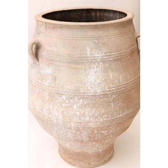 Antique Greek Olive Jar For Sale - Image 10 of 12