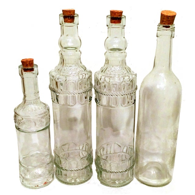 Italian Crystal & Glass Beverage Set - 14 Piece - Image 5 of 7